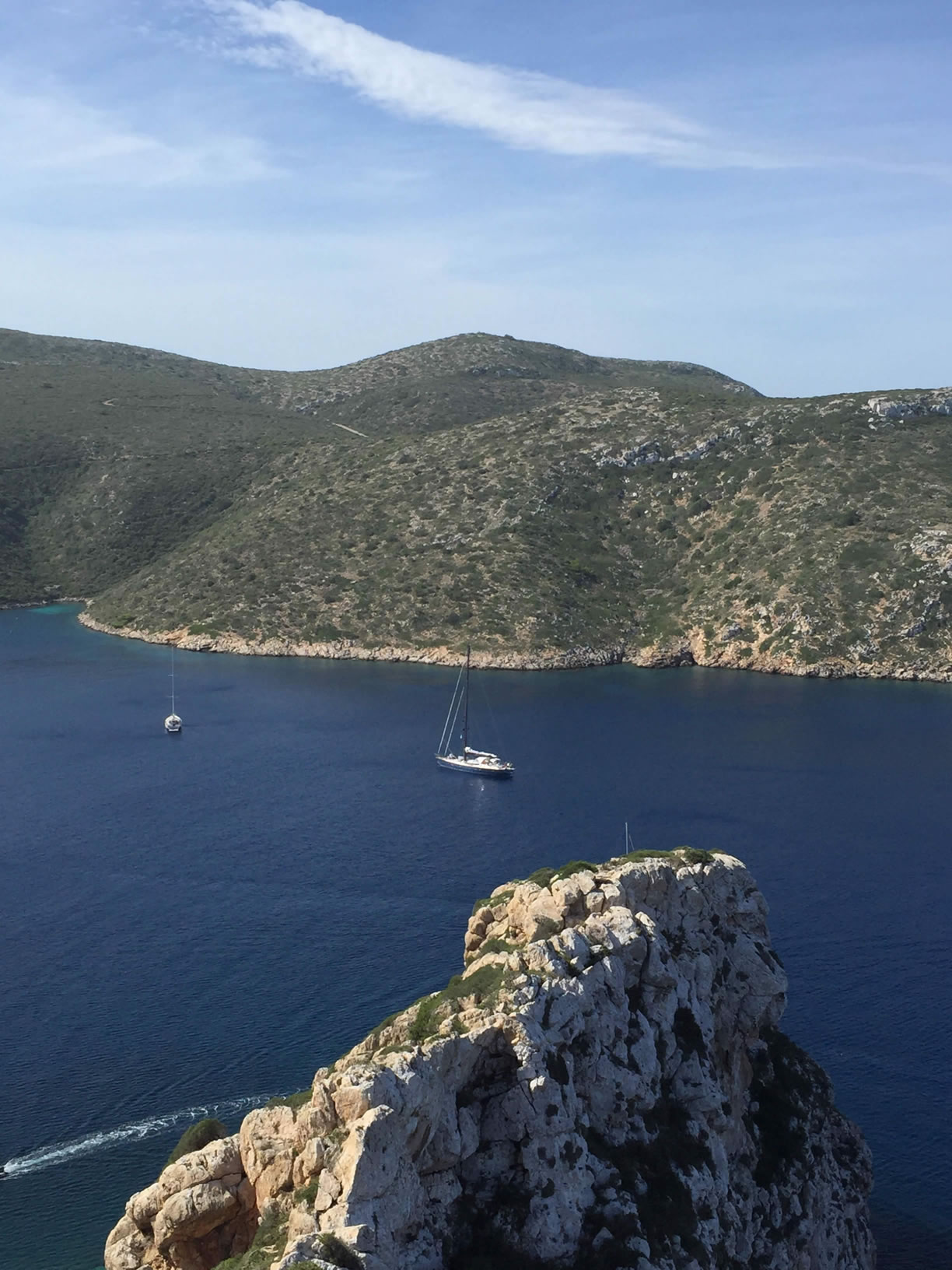 Cabrera- Five Top Ancorage Spots in Majorca Blog Image